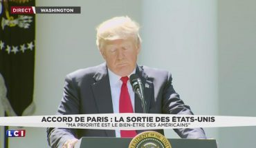 trump accord de paris sur le climat