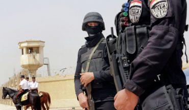 egypte police