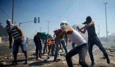 intifadha palestine