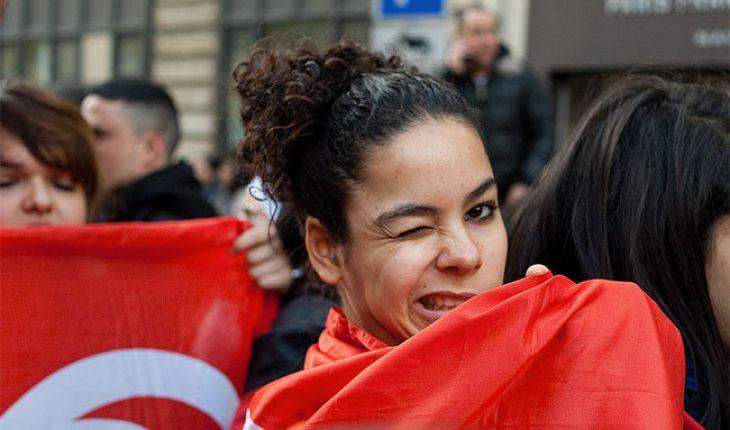 Je cherche une femme tunisie