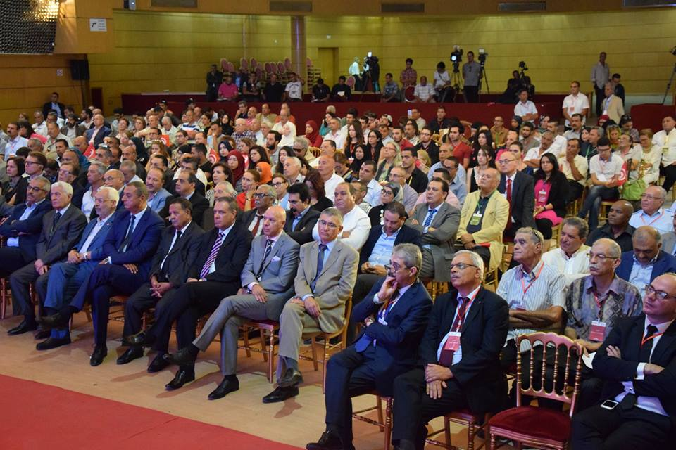 congrès tak 2 tunisie