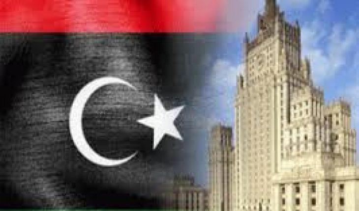 libye russie