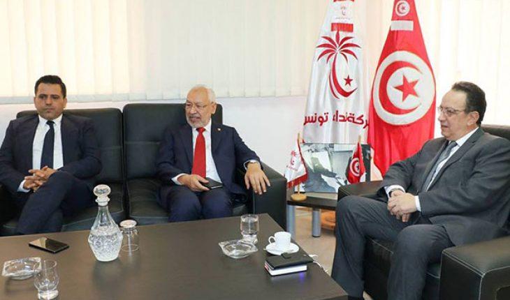 Slim-Riahi_Rached-Ghannouchi-et-Hafedh le bougre tunisie