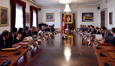 conseil ministes tunisie