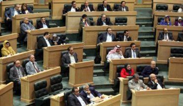parlement jordanie