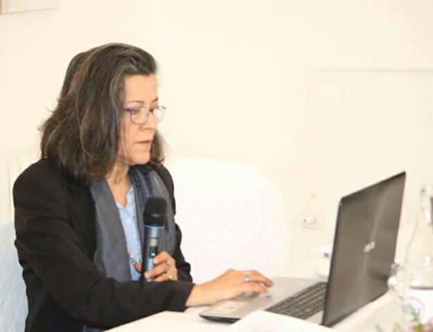 mounira mnif nomm u00e9e directrice g u00e9n u00e9rale du centre culturel international de hammamet